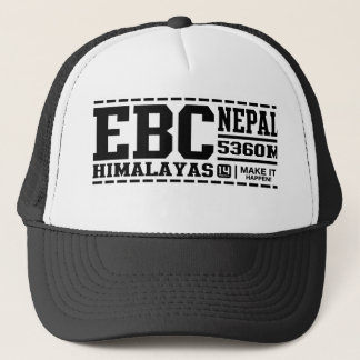 Everest Base Camp Trucker Hat