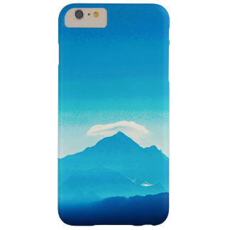 Everest Mountain Barely There iPhone 6 Plus Case