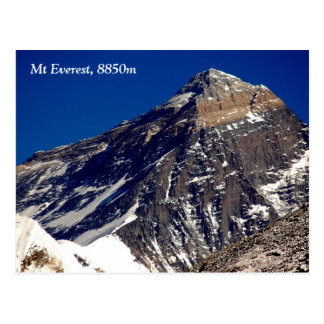 Everest Postcard