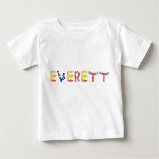 Everett Baby T-Shirt