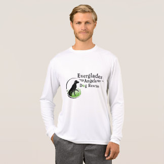 Everglades Angels Dog Rescue Men's Long Sleeve T-Shirt