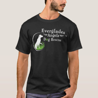 Everglades Angels Dog Rescue Men's T-Shirt