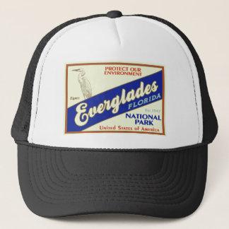 Everglades National Park (Egret) Trucker Hat