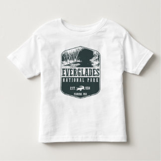 Everglades National Park Toddler T-shirt