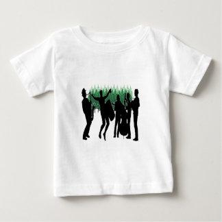 Evergreen Blues Baby T-Shirt