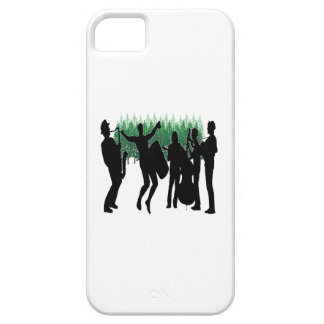 Evergreen Blues iPhone 5 Covers