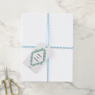 Evergreen - Favor Tags Pack Of Gift Tags