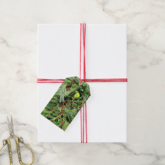 Evergreen Gift Card - Prairie Mile Series Gift Tags