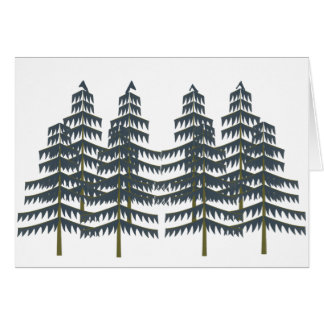 Evergreen Pleasures Card