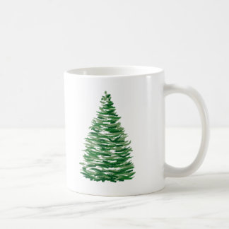 Evergreen Tree Coffee Mug