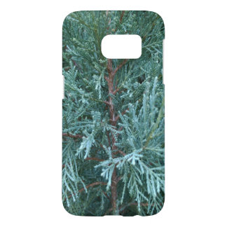 Evergreen up close and personal! samsung galaxy s7 case