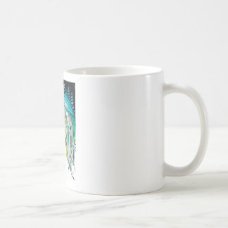 Evergreen - Watercolor Portrait Coffee Mug