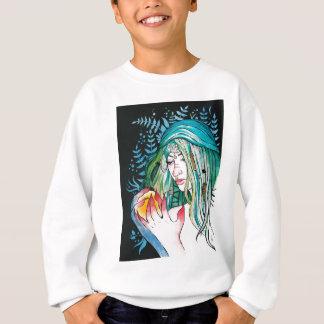 Evergreen - Watercolor Portrait Sweatshirt