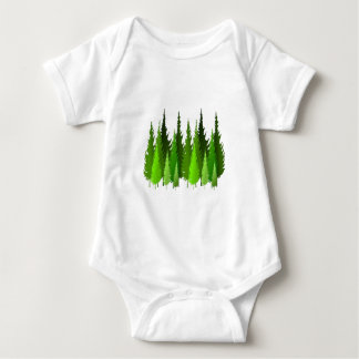 EVERGREEN WAYS BABY BODYSUIT