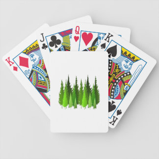EVERGREEN WAYS BICYCLE PLAYING CARDS