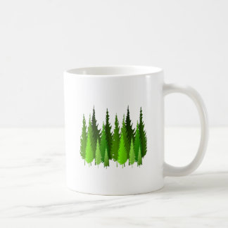 EVERGREEN WAYS COFFEE MUG