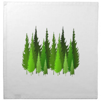 EVERGREEN WAYS NAPKIN