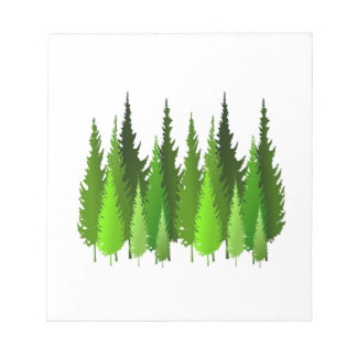 EVERGREEN WAYS NOTEPAD