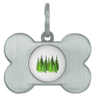 EVERGREEN WAYS PET ID TAG