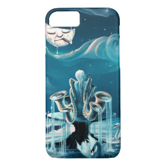 Everlasting Blues iPhone 7 Case