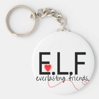 Everlasting Friends Keychain