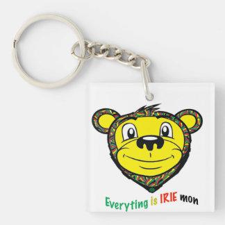 Everting Irie Keychain