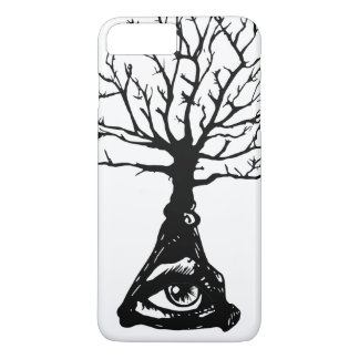 Everwatching Tree iPhone Case