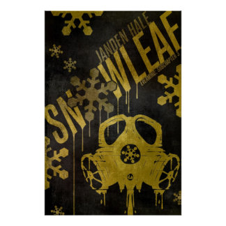 Everwind Snowleaf book cover poster