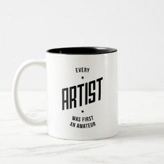 Every Artist Inspirational Mug