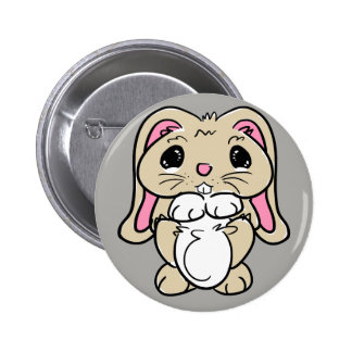 Every Bunny's Friend 2 Inch Round Button