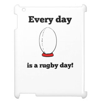 Every Day Is A Rugby Day Case For The iPad