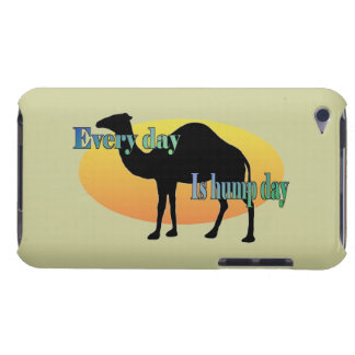 Every Day is Hump Day iPod Case-Mate Case