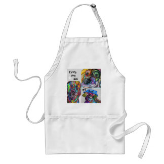 Every Dog Has his Day Standard Apron