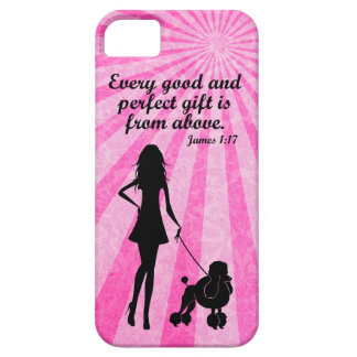Every Good and Perfect Gift James 1:17 Christian iPhone 5 Cover