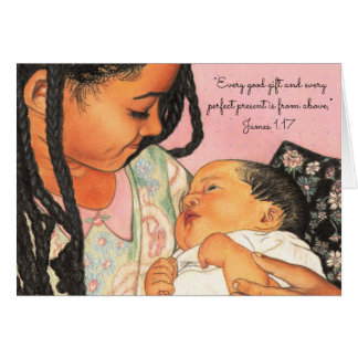 Every Good Gift Perfect Present~Scripture Card