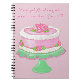 Every Good Gift Perfect Present~Scripture Notebook