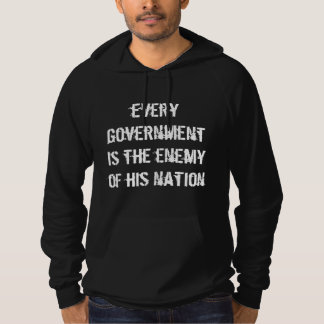 Every government is ... Pullover Hoodie