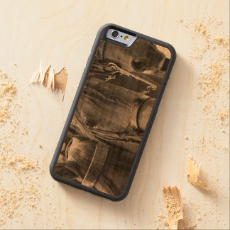 Every Horse Carved Cherry iPhone 6 Bumper Case