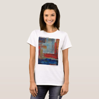 """Every moment counts..."" by LA Chamblee Art T-Shirt"