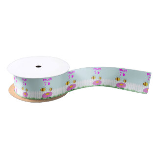 Every mum to be needs to be celebrated satin ribbon