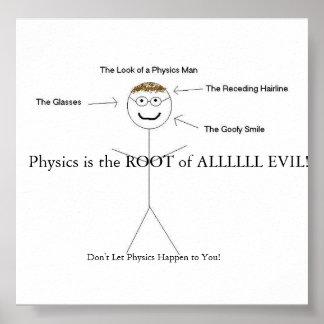 Every Physics Teacher Poster