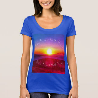 """Every Sunrise"" Tee"