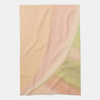 Every Which Way Peach Kitchen Towel