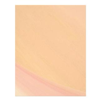 Every Which Way Peach Letterhead