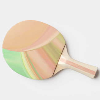 Every Which Way Peach Ping Pong Paddle