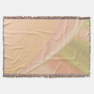 Every Which Way Peach Throw Blanket