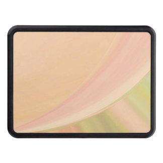Every Which Way Peach Trailer Hitch Covers