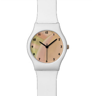 Every Which Way Peach Wristwatch