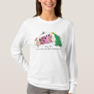 Every Who in Who-ville, liked Christmas a lot. T-Shirt
