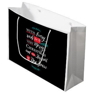 Every wish Holiday Gift Bag